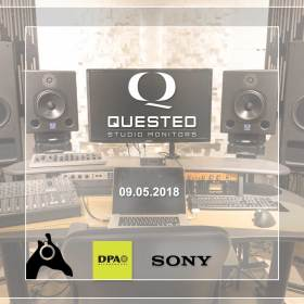 Giraffe Quested DPA Sony Day 09 May 2018