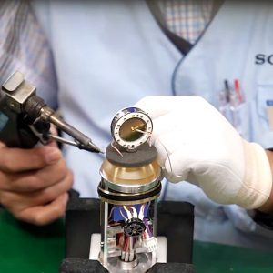 Making the Sony C-100 Condenser Mic and Demonstrations