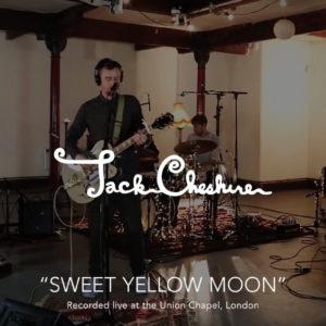 Jack-Cheshire - Sweet Yellow Moon - Sound Network Studio Session