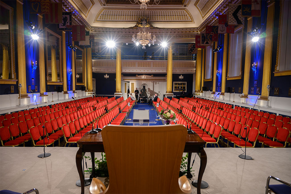 DPA-Podium-Mics-at-Dublin-Castle