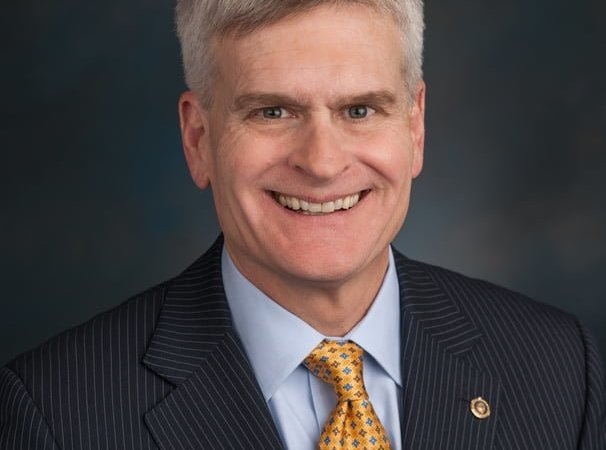 "Sen. Bill Cassidy:  ""Stephen Street's a good guy,"" — flatly denies any lobbying for President Trump to appoint him as U. S. Attorney for the Middle District of Louisiana."