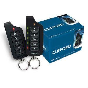 Clifford 5806X 2 Way Car Remote Start and Alarm w Keyless Entry 5806X RB | eBay