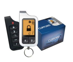Clifford Matrix 5704X New 5704X Car Remote Start Alarm DSM200 SmartStart Module | eBay