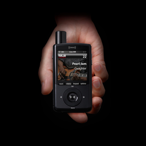 Portable Xm Satellite Radio Receiver