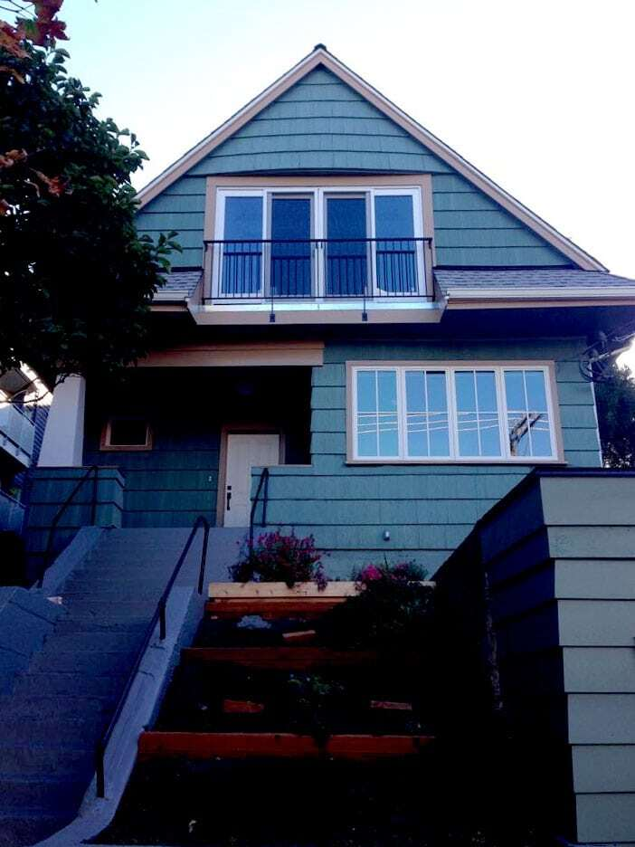 Capitol Hill Exterior Painting - Seattle