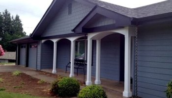 When is Exterior Painting Season? - Sound Painting Solutions, LLC