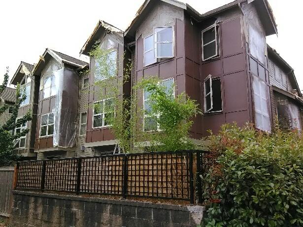 Condo building in Queen Anne, Seattle