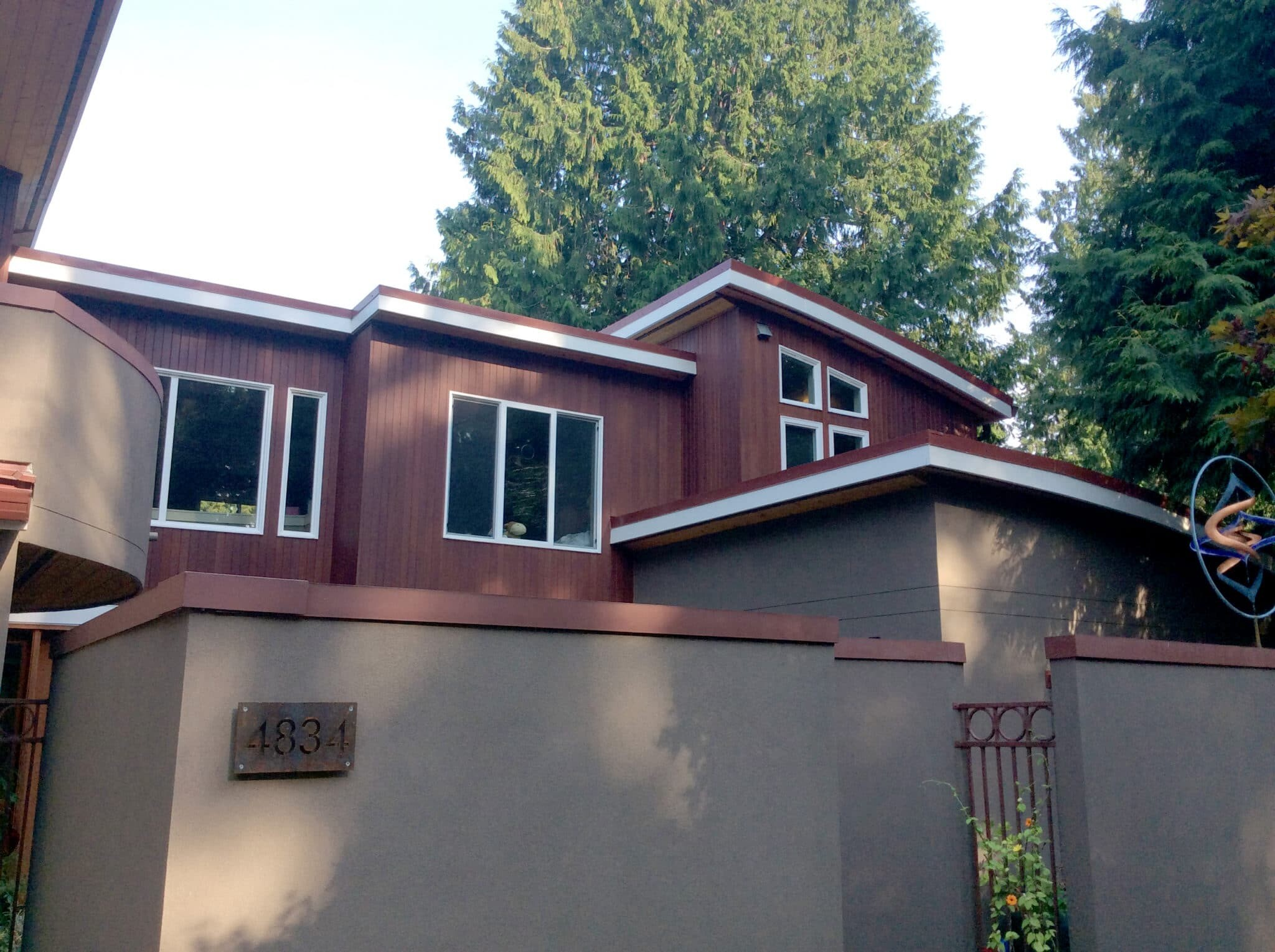 Exterior painting in Mercer Island, WA
