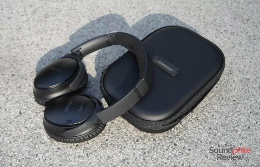 Bose QuietComfort 35 accessories