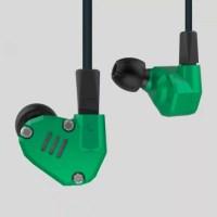 KZ ZS6 green press image
