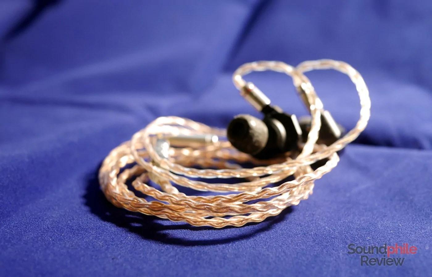 AK Audio 4-Core 7N copper cable review