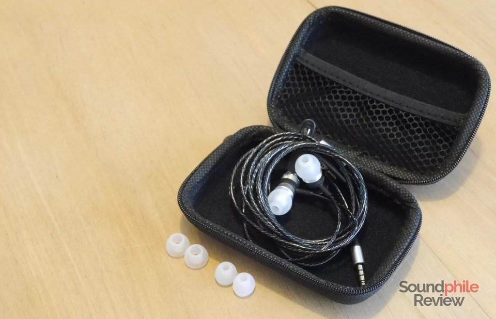 Yinyoo IN8 packaging & accessories