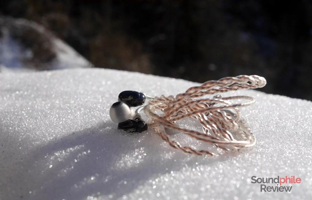 RHA CL1 Ceramic (in the snow!)