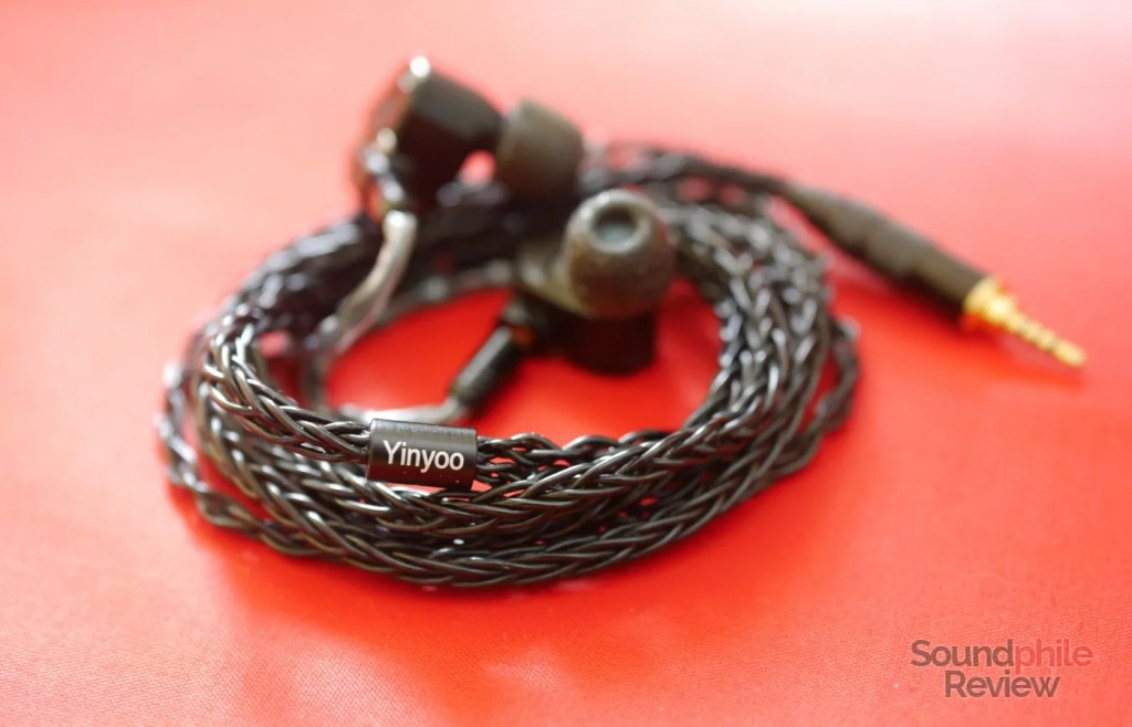Yinyoo 8-core SPC cable Y-split