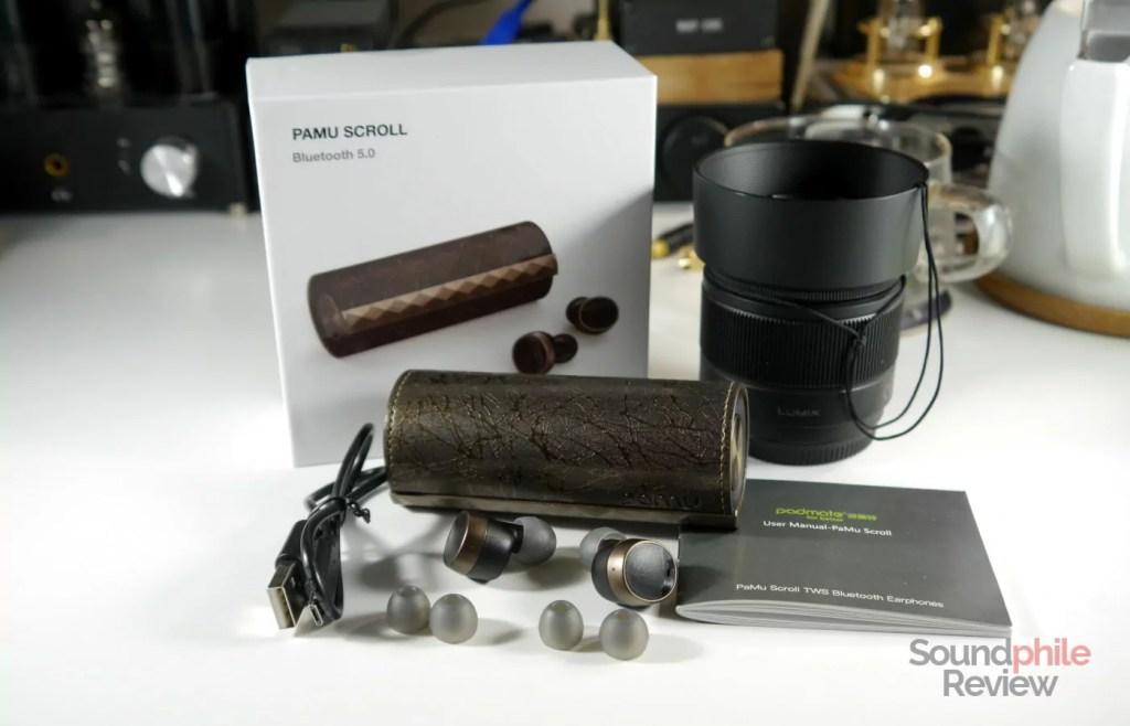 PaMu Scroll accessories