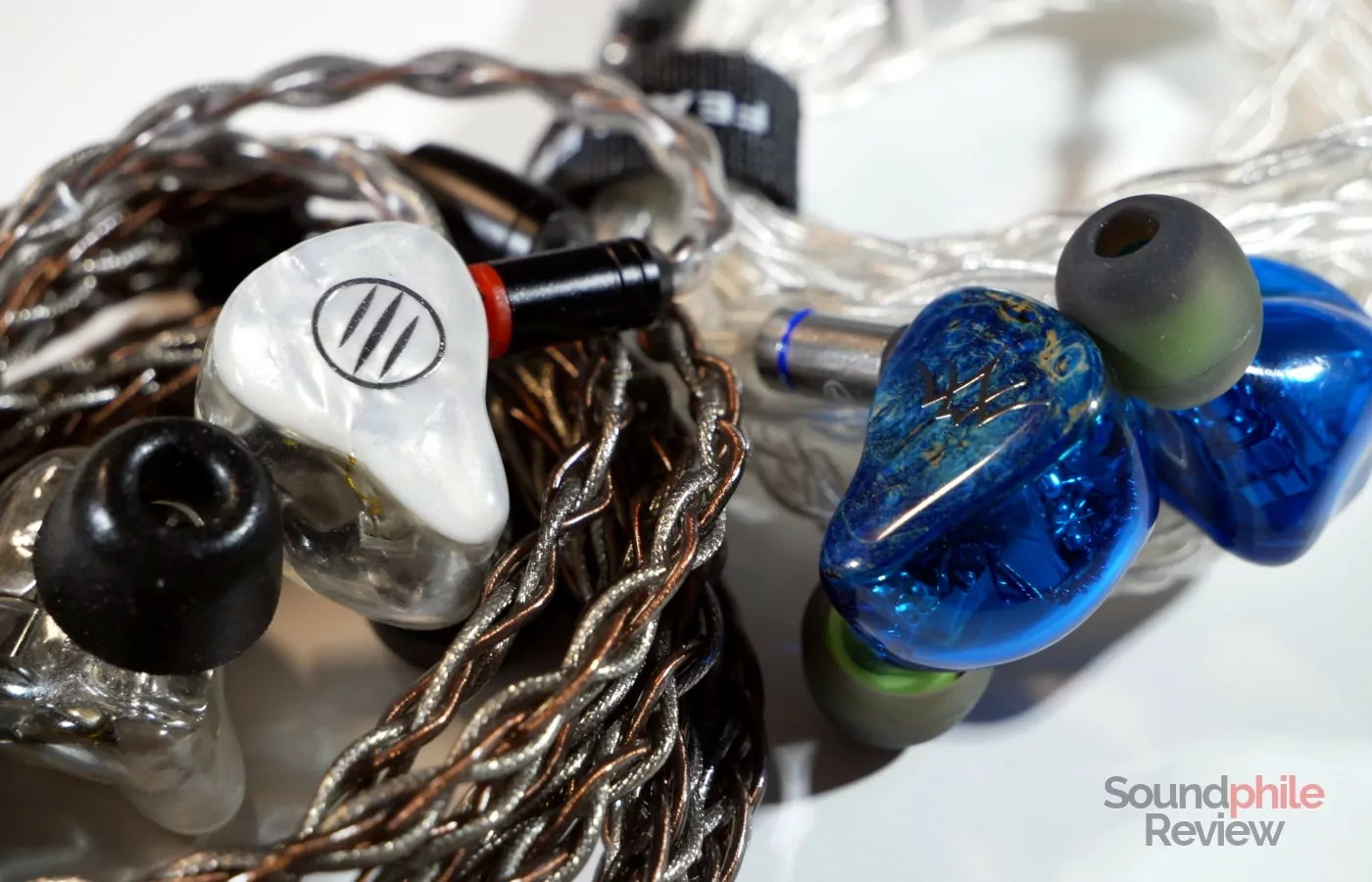 BGVP DM7 Fearless Audio S8 Pro Headphones in Pictures