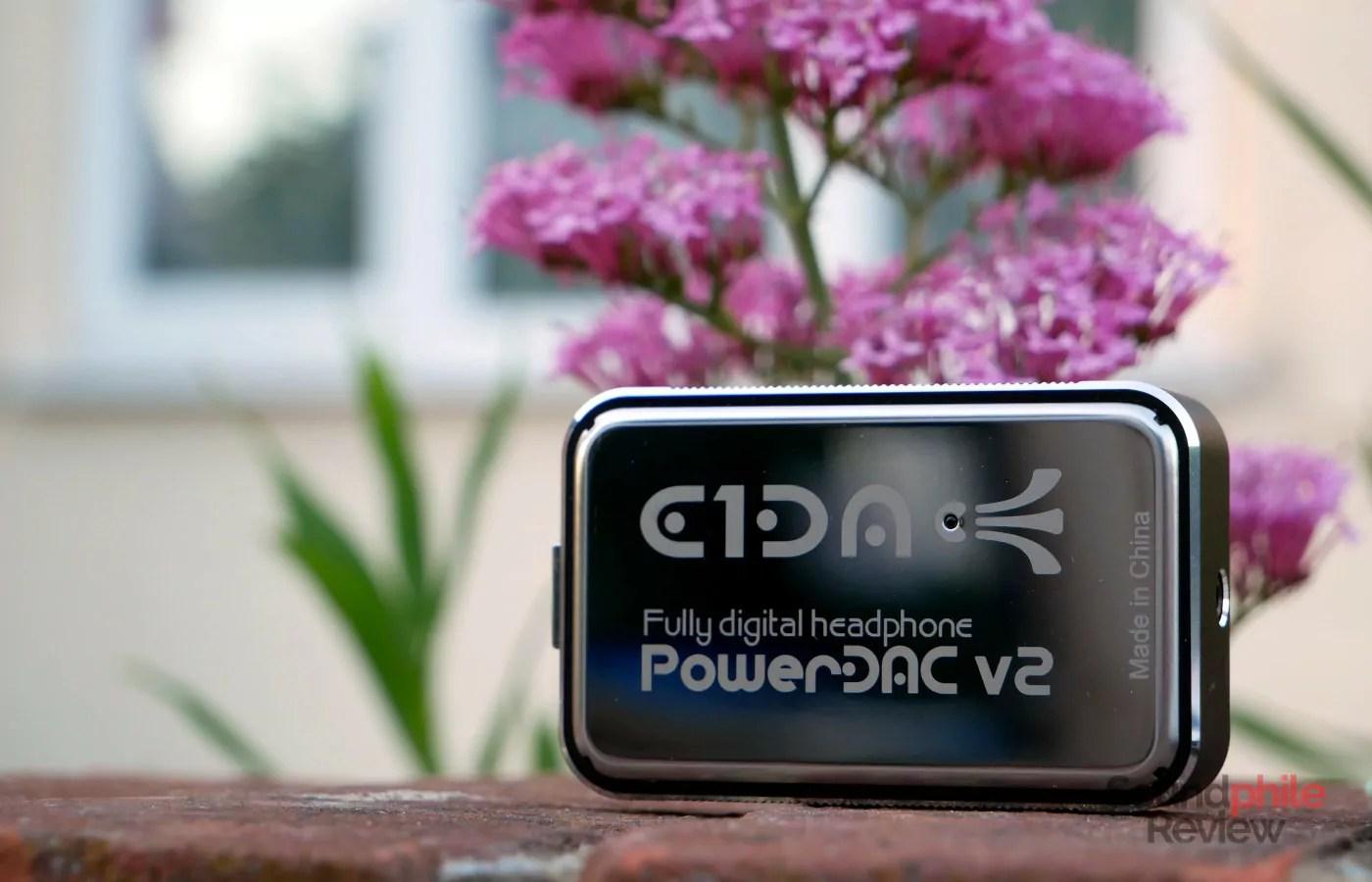 E1DA PowerDAC v2 review