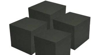 Bass TRap Corner Soundproof blocks