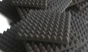 Pyramid Acoustic Foams