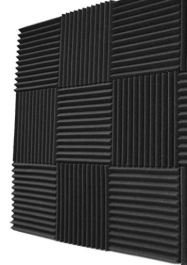 Acoustic Panel soundproofing material
