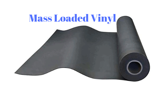 Mass Loaded Vinyl -MLV