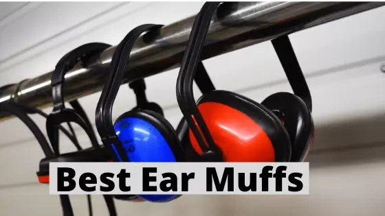 Best noise cancelling earmuffs for studying or reading