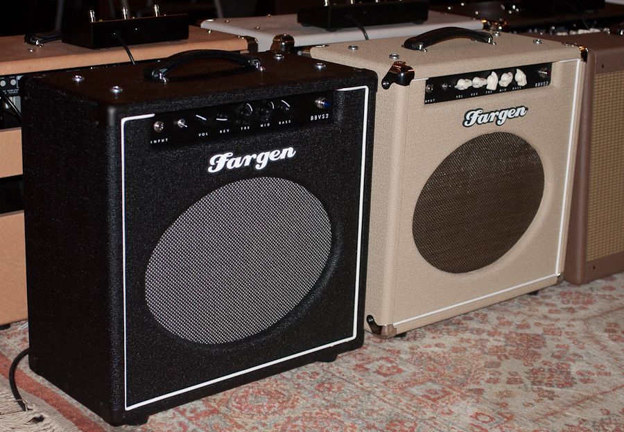 Fargen Blackbird VS2 Guitar Amplifier