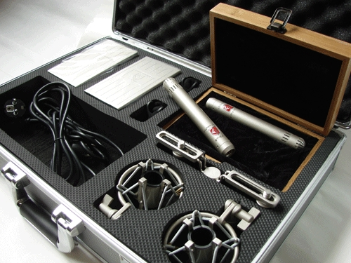 Lauten Audio Torch ST-221 Stereo Pair Microphones Review