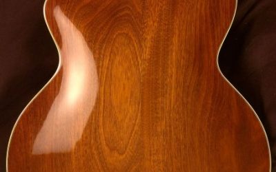 Archtop Tonewoods: Maple vs. Mahogany