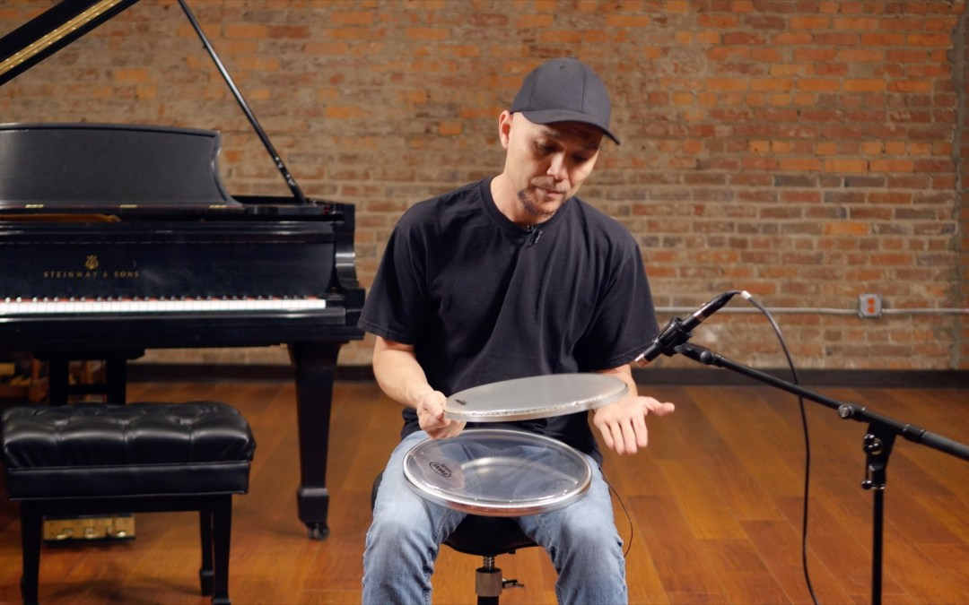 Selecting Drumheads