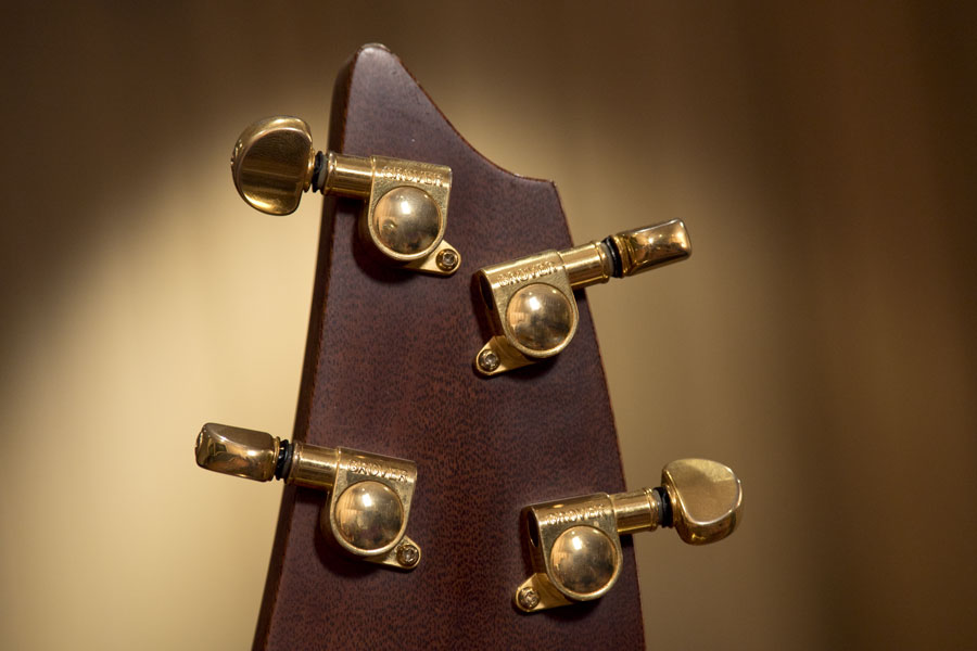 Closed-Back-Tuners