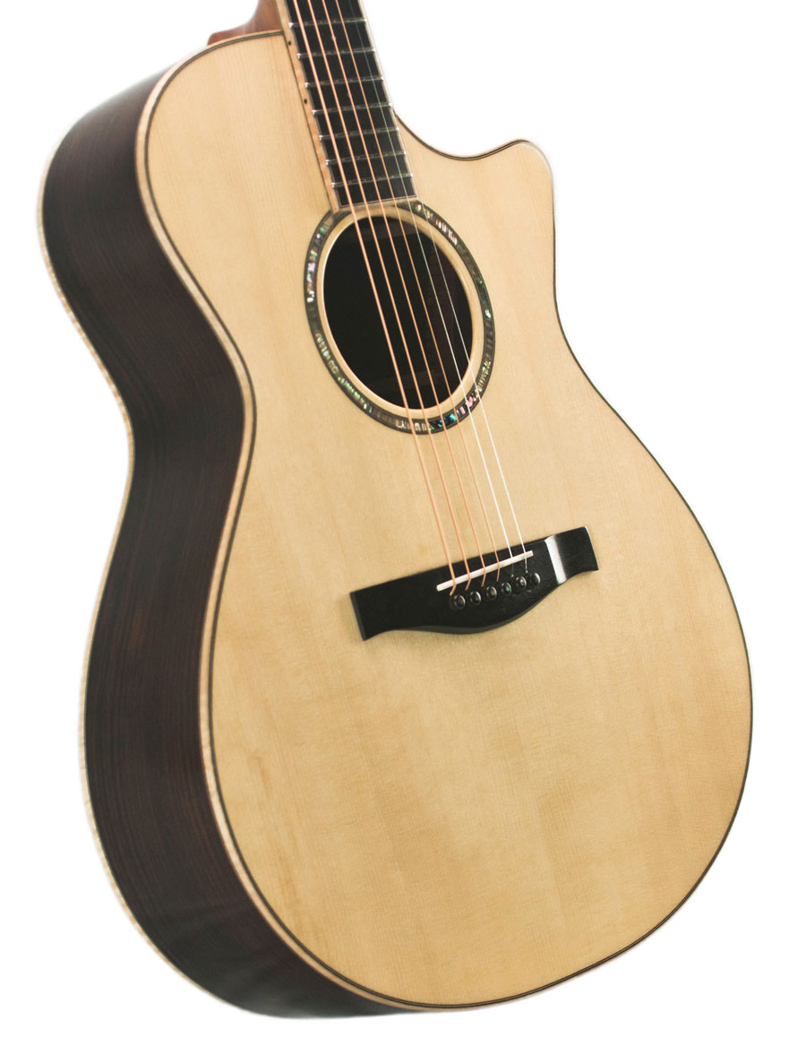 The Parts Of An Acoustic Guitar Sound Pure Need To Know Electric Eastman Ac808ce Concert Cutaway