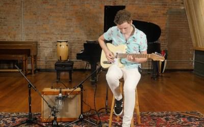 Electric Guitar Microphone Comparison