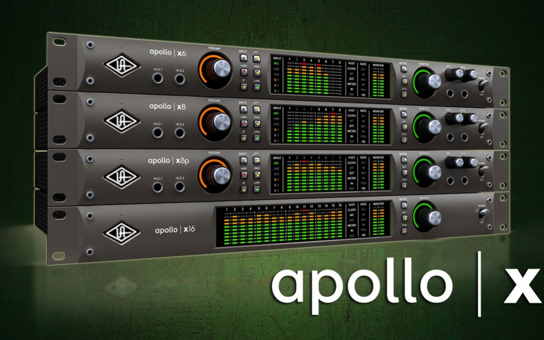 Introducing Apollo X