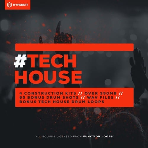 FREE Tech House Sample Packs | Free Sample Packs - SoundShock
