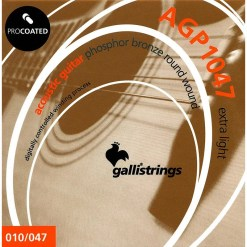 Galli Acoustic Strings10s Pro Coated PH BR
