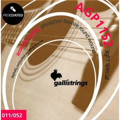Galli Acoustic Strings11s Pro Coated PH BR