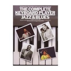 Complete Keyboard Player Jazz & Blues