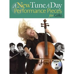 A New Tune A Day Performance Pieces Cello