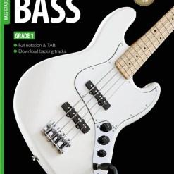 Rockschool Bass Guitar Grade 1 2012 - 2018