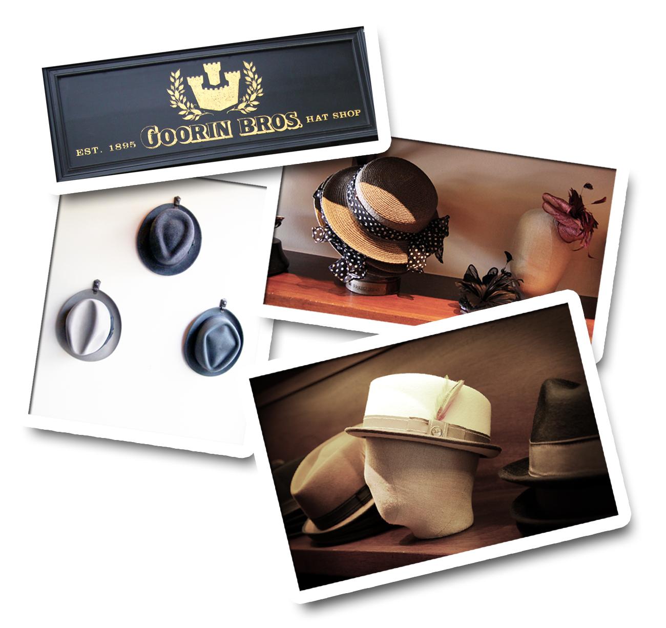 Goorin Brother's Hat shop