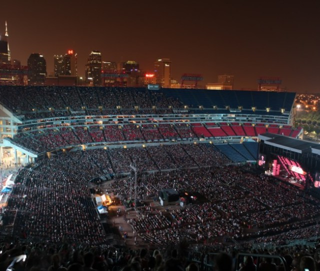 2013 Cma Music Festival Lp Field Tickets Sold Out