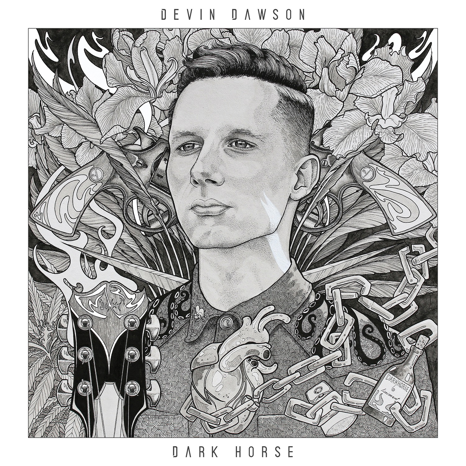 Devin Dawson; Cover art courtesy Warner Music Nashville