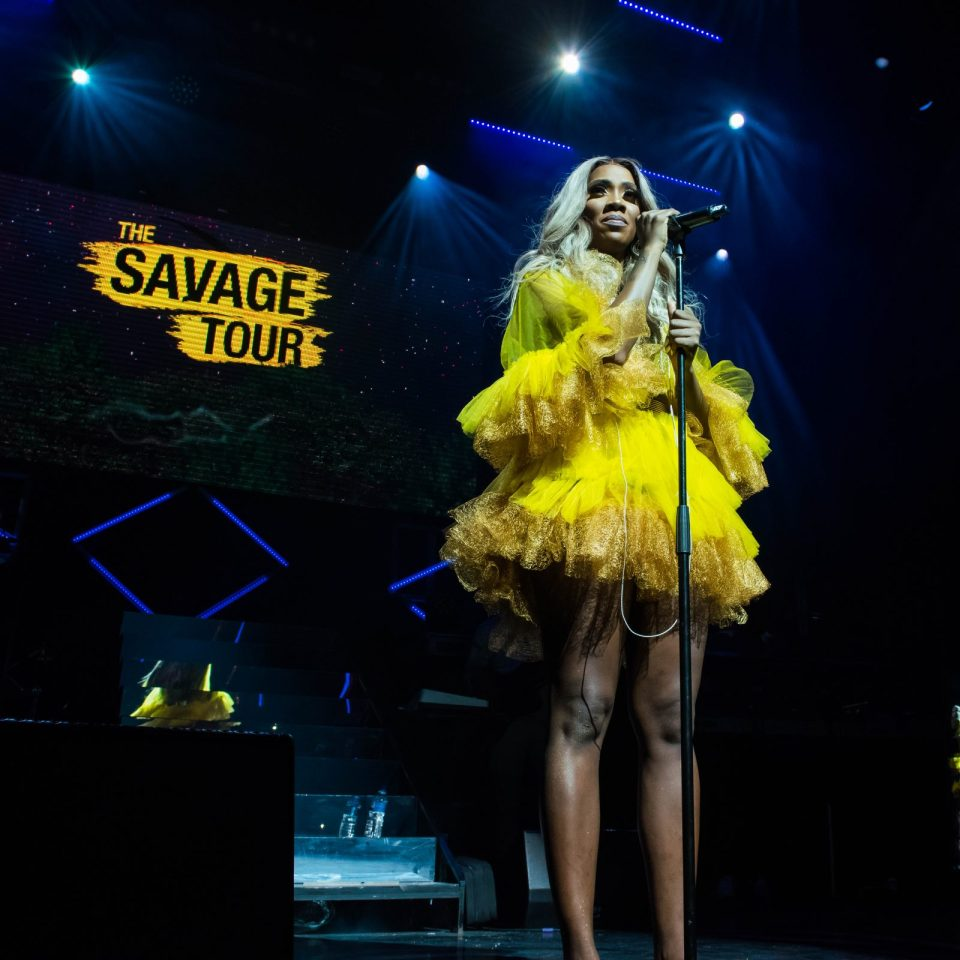 Tiwa Savage UK Concert 2018
