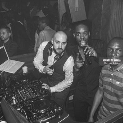 DJ Jam Jam & DJ Edu