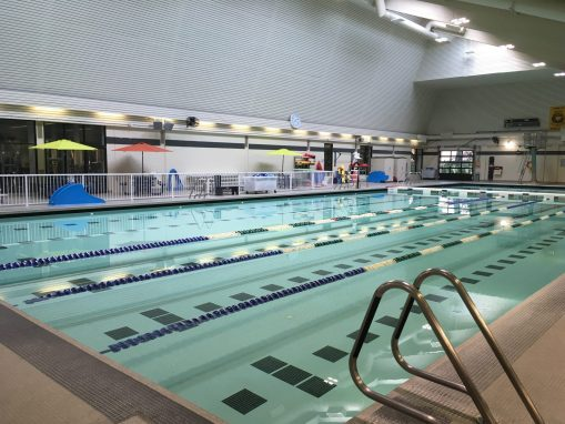 South Surrey Pool Speaker Upgrades  May 2017