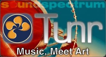 Tunr Demonstration | Music Meet Art