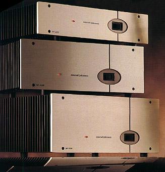 SoundStage Equipment Review Conrad Johnson MF2500
