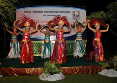 Contemporary Dancer Bali 2015