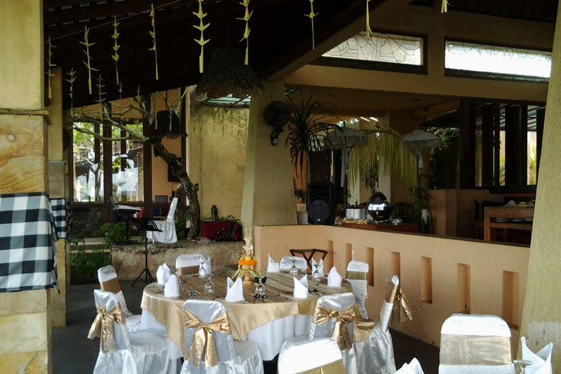 Sound System Bali – Wedding